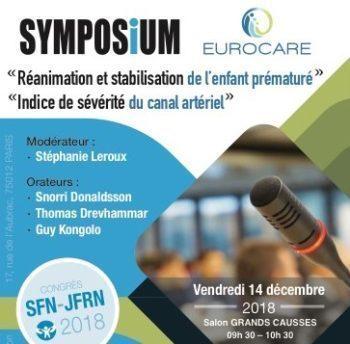 Symposium JFRN -EUROCARE